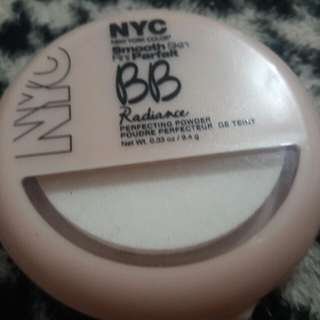 Nyc BB Radiance powder foundation Naturally Beige- authentic from u.s.