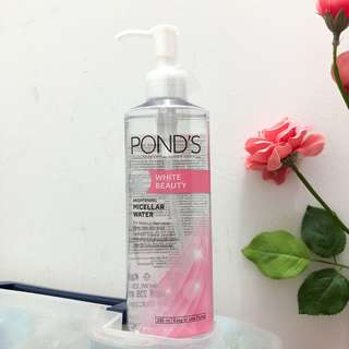 Ponds Brightening Micellar Water 235 ml Make up Removal