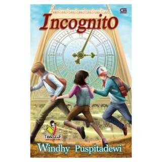 E-BOOK Incognito by Windhy Puspitadewi