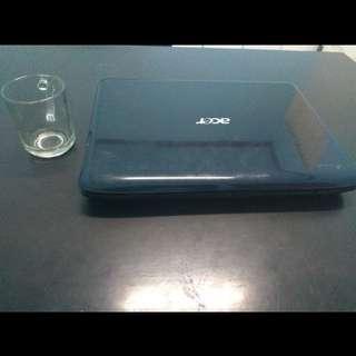 casing laptop acer aspire 4730Z masih bagus