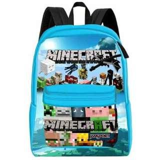 Jansport Minecraft Skyblue Superbreak
