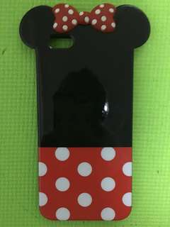 Minnie mouse case disney