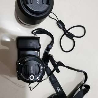 Sony Camera NEX 5T + Interchangeable Lens