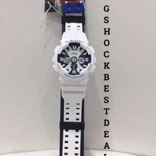 Ga120TR-7A gshock 20bar watch