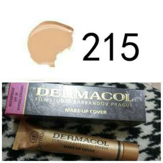 Dermacol 215 authentic
