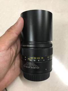 Mitakon 135mm f2.8 for canon mount