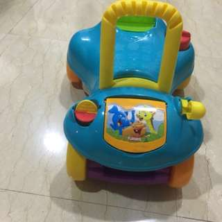 Playskool first step Walker 2 in 1