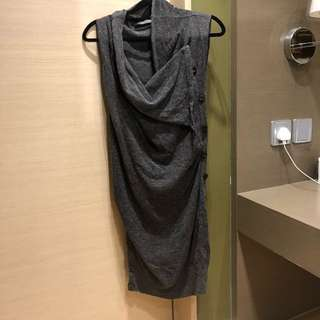 執屋sale: McQueen MCQ grey dress