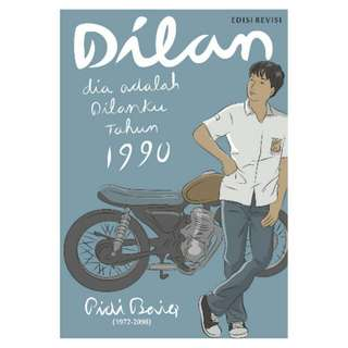 E-BOOK Dilan 1990 by Pidi Baiq