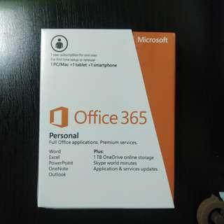 Brand New Microsoft Office 365