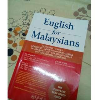 English For Malaysians