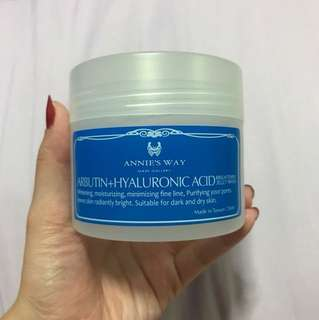 Annie's Way Arbutin + Hyaluronic Acid