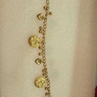 Blessed St. Benedict Medallion bracelet