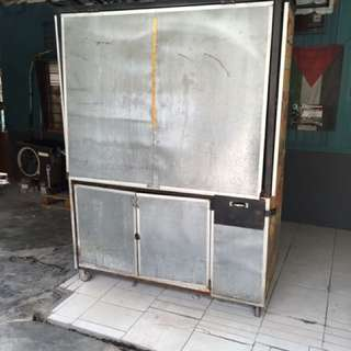 Stall stainless steel