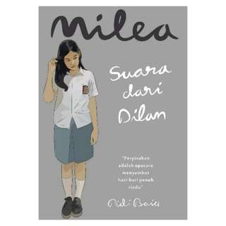E-BOOK Milea by Pidi Baiq