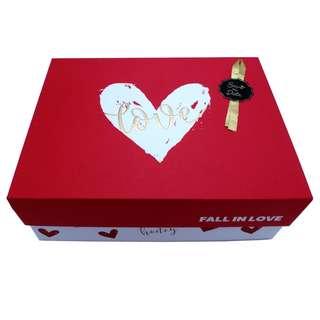 長方形包裝紙盒 禮物盒paper box giftbox