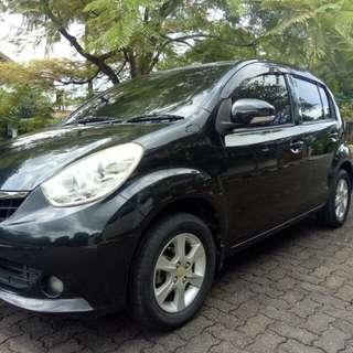 Daihatsu Sirion 2011 Facelift
