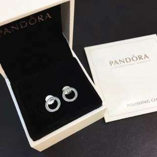Pandora Earrings (925 Silver Inspired only)