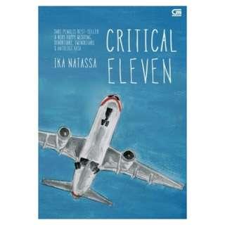 E-BOOK Critical Eleven by Ika Natassa