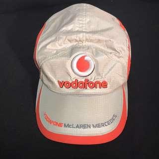 Vodafone Mclaren Mercedes Cap
