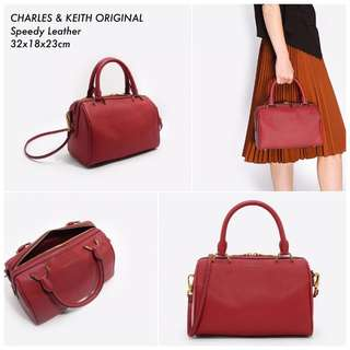 SALE!!!! Charles and keith original tas import wanita