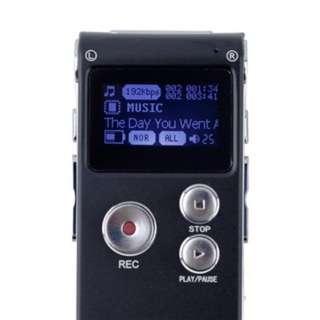 [PO66]8GB CL-R30 650Hr Digital Voice Recorder Dictaphone U Disk