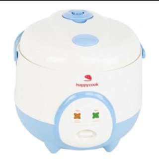 Happy Cook Rice Cooker 6L