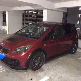 Mitsubishi Colt Ralliart Version-R 1.5 Auto Turbo