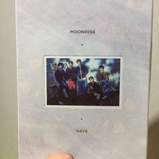 Day6 - Moonrise - Gold Moon ver