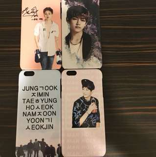 BTS iphone 6/6s plus case