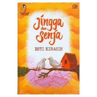 E-BOOK Jingga dan Senja by Esti Kinasih