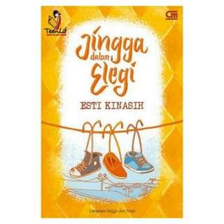 E-BOOK Jingga dalam Elegi by Esti Kinasih