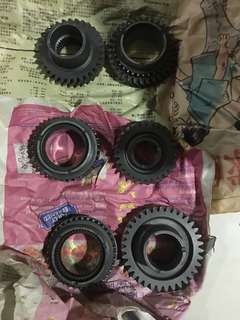 Stock B series gear 3 4 5 EG EK