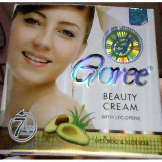 "Goree Bundle Original Avocado SPF30 Cream &  Soap W/ FREE ""EAR CANDLE"""