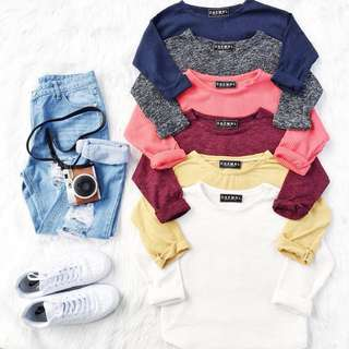 Knitted Pullover (U-end)
