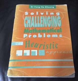 Challenging math problem