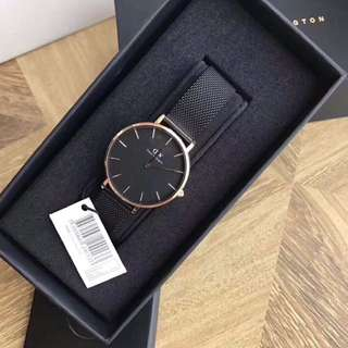 Daniel Wellington full black Watch