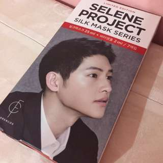 Selene Project silk Mask series korea