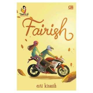 E-BOOK Fairish by Esti Kinasih