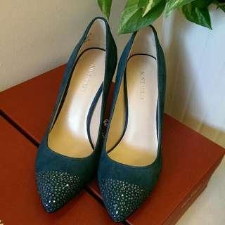 Nine West Shoes Nine West Turqoise High Heels Shoes
