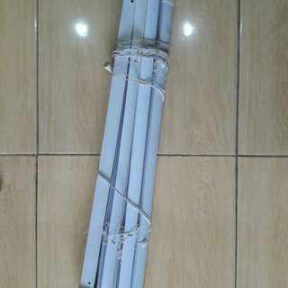 Preloved Roller Blind Utk Jendela Rumah Ukuran Kecil