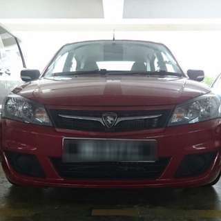 Proton Saga Bumper