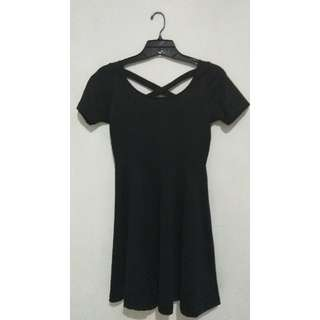 Black Dress ADA Fashion