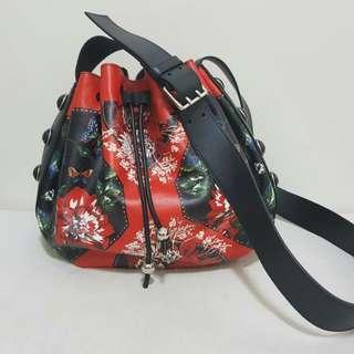 Authentic Alexander McQueen Drawstring Bag