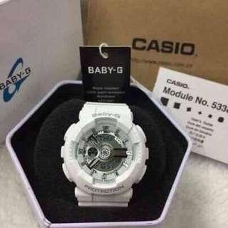 BA110/111 Baby- G Casio