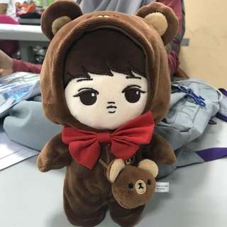 EXO Kai Doll by @lovexoloves