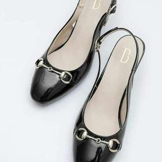 Novina Heels Bymay BLACK