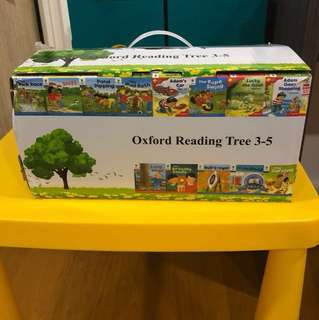 Brand new in box oxford reading tree biff chip and kipper story book