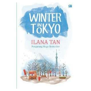 E-BOOK Winter in Tokyo by Ilana Tan