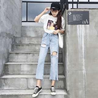 PO: Grunge Gal Jeans
